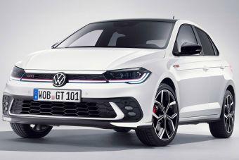 Volkswagen показал фотографии рестайлингового Polo GTI и рассказал о его начинке