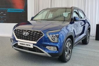 Новый Hyundai Creta подорожала на 5%, но скоро подорожает ещё сильнее вместе с Solaris
