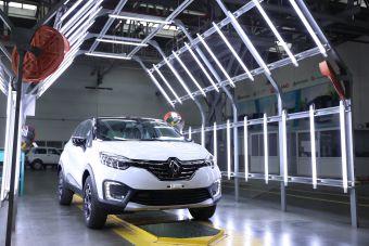 В Казахстане начали собирать Renault из российских полуфабрикатов