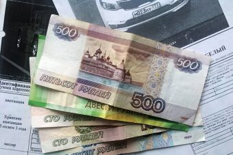 Россияне стали больше платить по штрафам ГИБДД: статистика