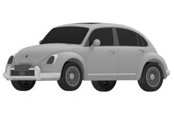 Great Wall изменит дизайн своей копии Жука из-за протеста со стороны Volkswagen
