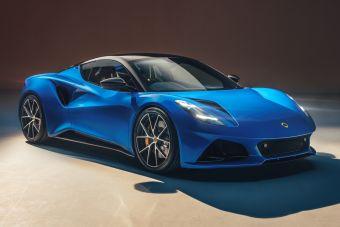 Lotus представил новый спорткар с мотором от Тойоты