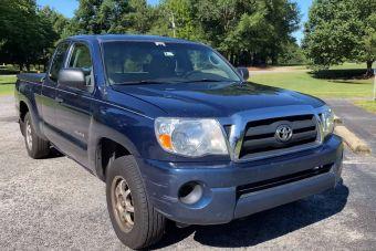 В Америке нашли пикап Toyota с пробегом 2,4 млн км