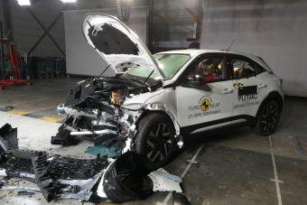 Новые Opel Mokka и Renault Kangoo проверили в тестах Euro NCAP: результат