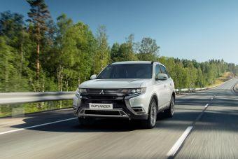 Mitsubishi Outlander российской сборки подвергли легкому обновлению