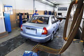 Минтранс предложил подтверждать подлинность техосмотра с помощью селфи на фоне авто