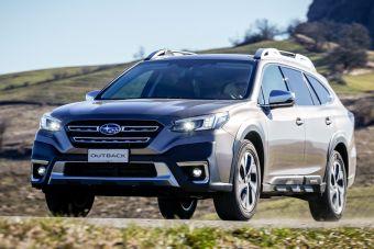 В России стартовал прием заказов на новый Subaru Outback — от 3 869 000 рублей