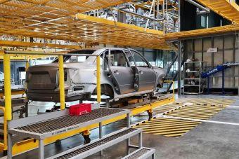 В Казахстане возобновилось производство Lada по полному циклу