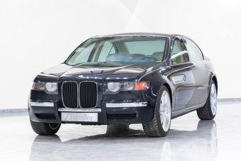 BMW показала, какой не стала 7-я серия в середине 90-х (ФОТО, ВИДЕО)