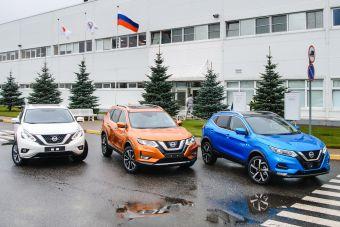 Российский завод Nissan вернется к двухсменному режиму работы