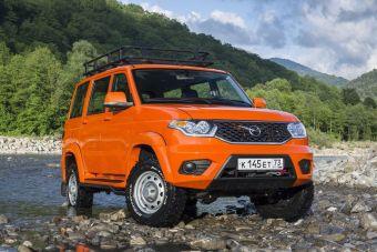 УАЗ повысил цены на все модели в России