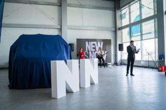 Новое поколение автомобилей ГАЗельNN представили в Красноярске