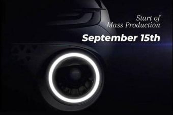 Hyundai назвал дату старта производства субкомпактного кроссовера Casper