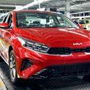 В России стартовал выпуск рестайлингового Kia Cerato