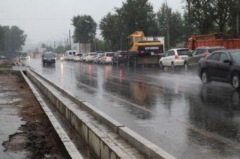Ремонт улицы Трактовой в Иркутске планируют завершить в октябре