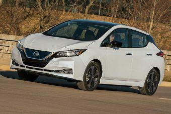 Nissan Leaf начали предлагать в лизинг всего за $89 в месяц