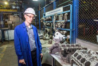 КАМАЗ начал изготовление блоков цилиндров для Аурусов