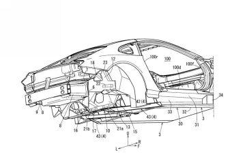 Mazda запатентовала новое роторное купе