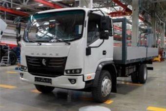 Слухи: легкий КАМАЗ Компас пойдет в производство в сентябре