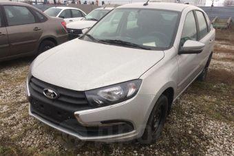 АвтоВАЗ поднял цены на удешевленные комплектации Гранты