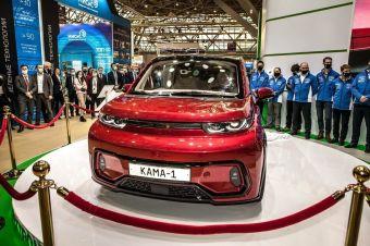 К 2024 году в России планируется выпустить 25 тысяч электромобилей