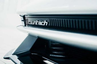 Lamborghini впервые показала «кусочки» возрождаемого купе Countach