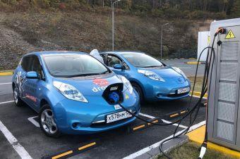 Bloomberg удивился, что электромобили на Дальнем Востоке могут быть дешевле Гранты