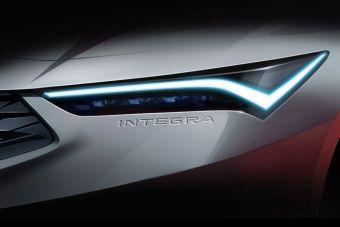 Honda возродит модель Integra. Опубликовано первое промовидео