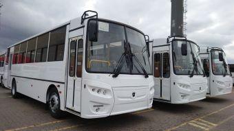 «Группа ГАЗ» изготовила партию автобусов, которые Россия подарит Никарагуа