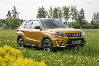 Suzuki переписала рублевые ценники на все модели