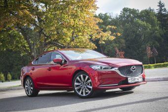 Mazda подняла цены на две модели в России