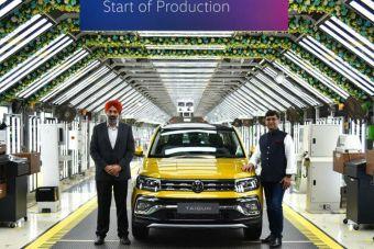 Volkswagen начал производить кроссовер за 1 млн рублей