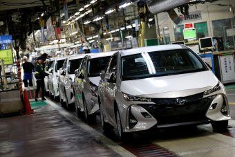 В Японии образовались многомесячные очереди на новые Тойоты