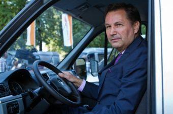 Легендарный Бу Андерссон теперь возглавляет автопром Узбекистана