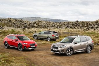 Subaru переписала ценники почти всех автомобилей в России