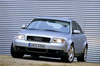 В России под отзыв попали Audi, выпущенные еще при Ельцине