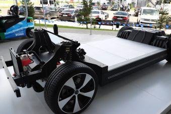 Оборонный концерн «Алмаз-Антей» разработал платформу для электромобилей