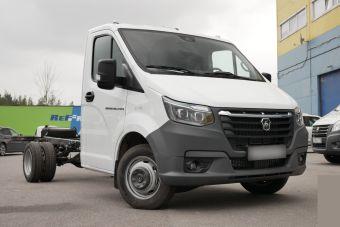 ГАЗ дал старт «живым» продажам ГАЗели нового поколения