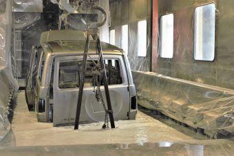 Росстат зафиксировал падение производства автомобилей по итогам июля