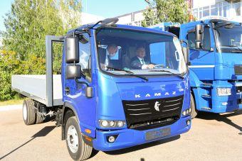 КАМАЗ получит более 1 млрд рублей на развитие производства грузового транспорта