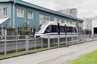 Разработчик «Тополя-М» тестирует в Москве вагоны на магнитной подушке
