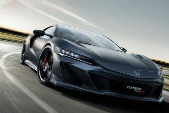 Honda представила NSX Type S для Японии: цена