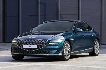 Премиум-марка Genesis собирается полностью перейти на электромобили с 2025 года