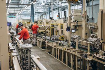 На заводе «Мазда Соллерс» во Владивостоке запущен новый цех механообработки ГБЦ