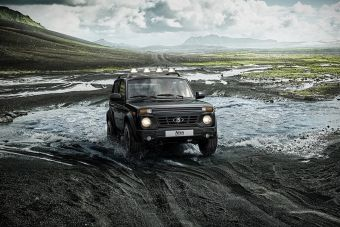 Экстремальная Lada Niva Bronto: объявлен старт продаж