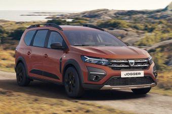 Renault показала семиместный универсал на базе Логана третьего поколения