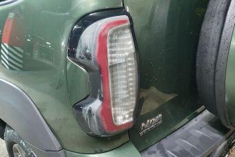 Фонари Lada Niva Travel перестанут запотевать