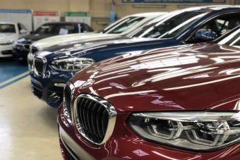 BMW калининградской сборки полностью лишились компенсации утильсбора
