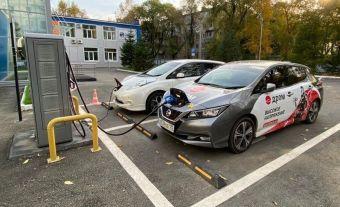 Больше половины россиян хотят купить электромобили