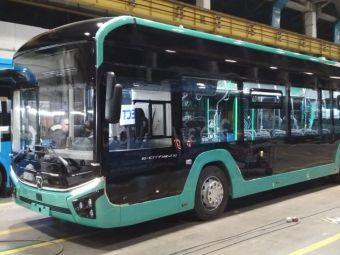 ГАЗ готовит к премьере новый электробус с крутым дизайном